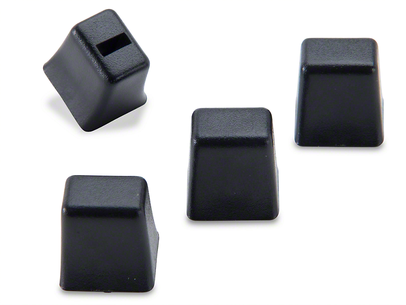 OPR HVAC Control Knobs (79-86 All)