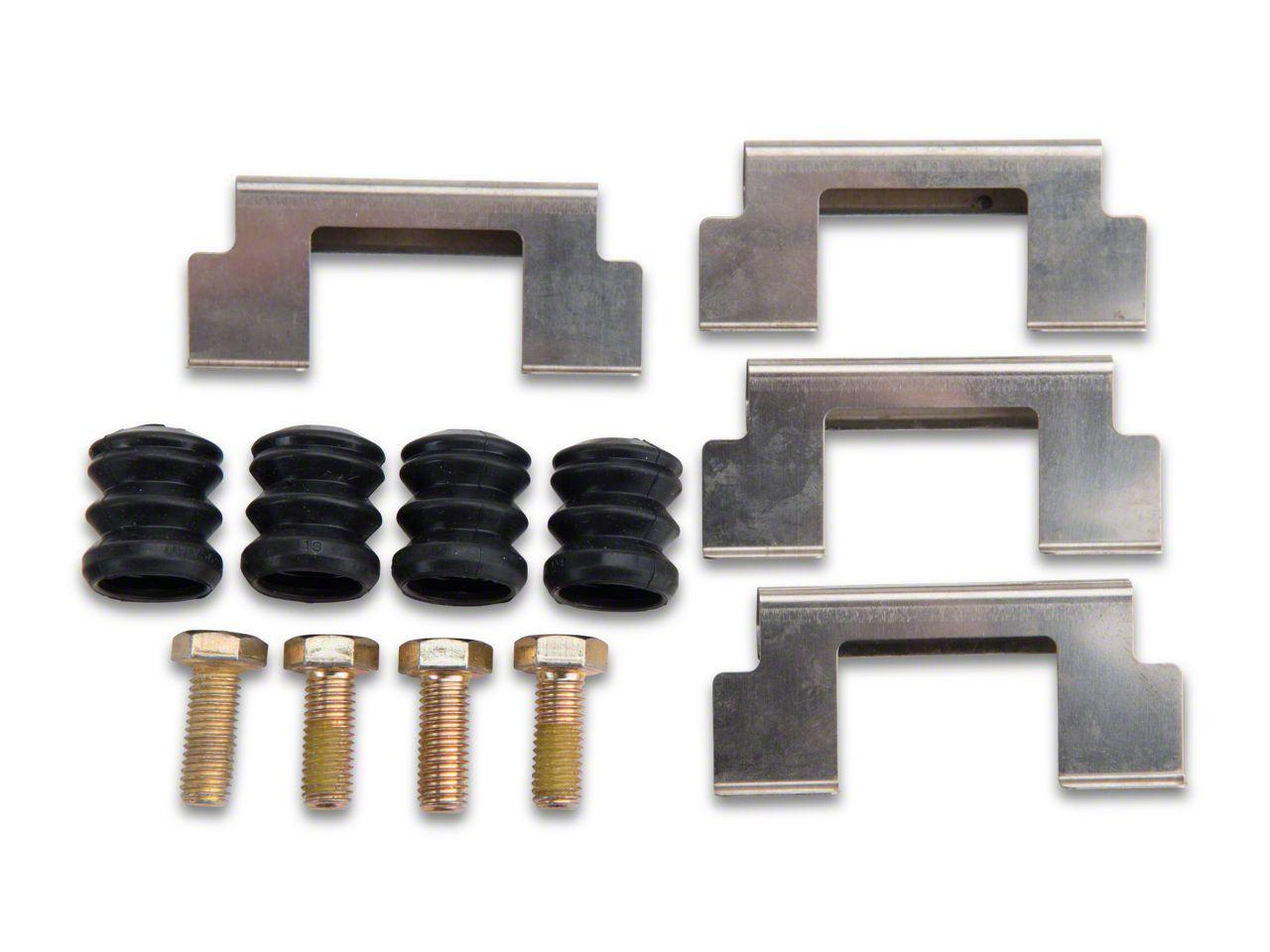 OPR Rear Disc Brake Hardware Kit (1993 Cobra)
