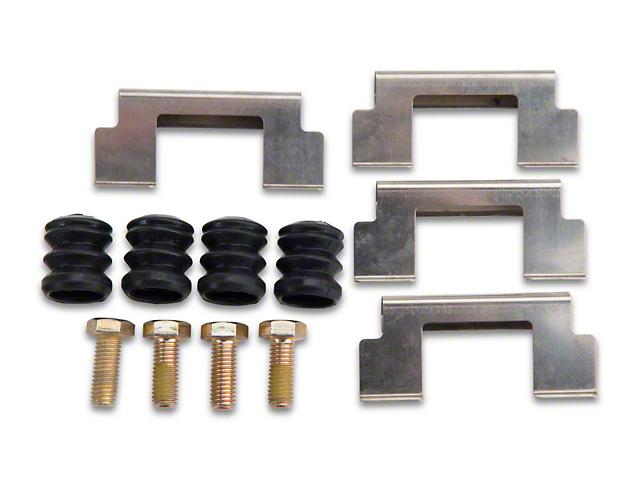 OPR Rear Disc Brake Hardware Kit (93 Cobra)