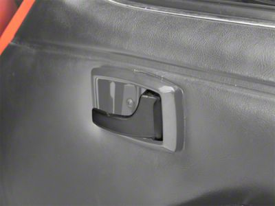 Add Interior Door Handle - Right Side (79-93 All)