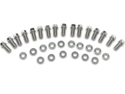 Stainless Steel Header Bolts (79-95 5.0L)