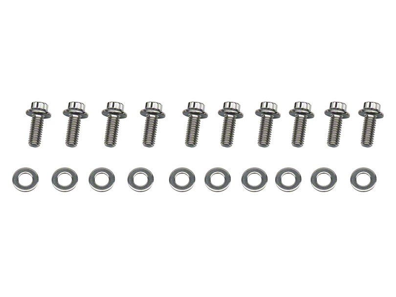 ARP Stainless Steel Differential Cover Bolts - 8.8 in. (11-14 V6; 86-14 V8, Excluding 13-14 GT500)