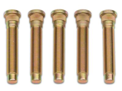 Rear Wheel Stud - 0.614 in. Knurl (05-14 All)