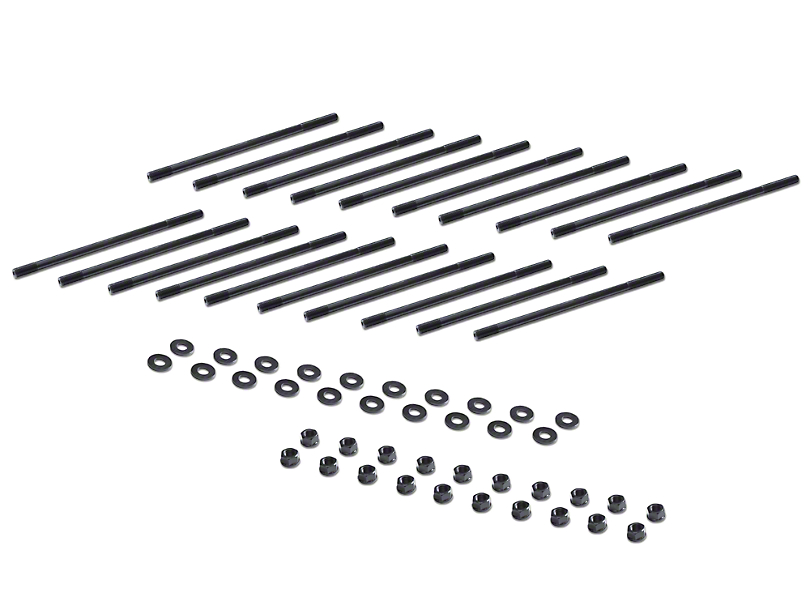 2000 Series Head Stud Kit - Hex (05-10 GT)