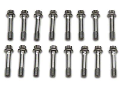 Pro-Series 2000 Stock Connecting Rod Bolts - Set of 16 (96-10 GT; 96-01 Cobra; 03-04 Mach 1; 07-12 GT500)