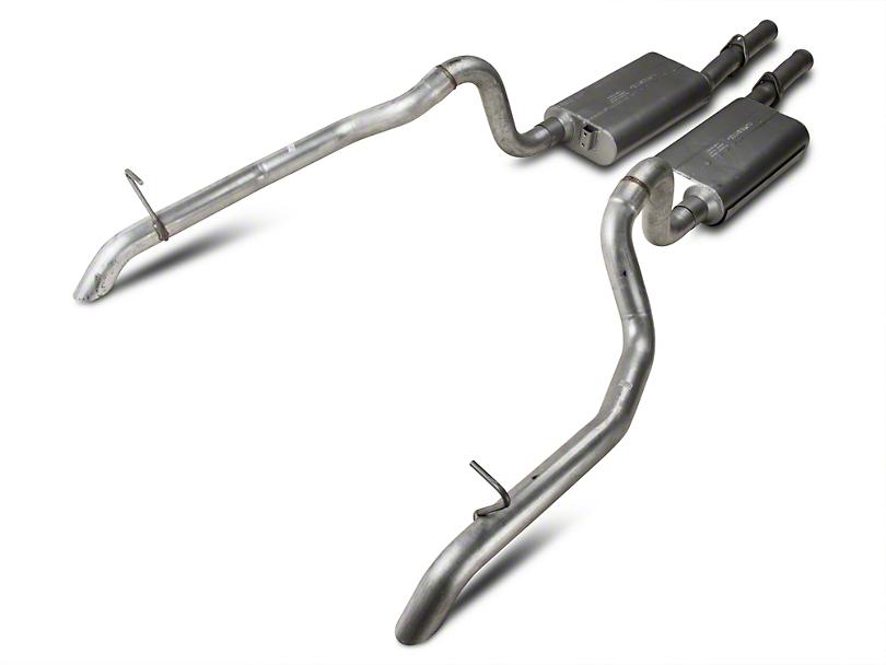 Flowmaster Force II Cat-Back Exhaust (87-93 GT)