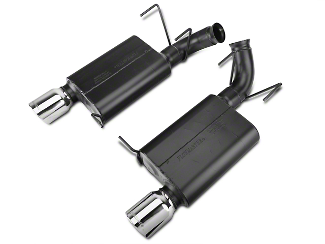 Flowmaster American Thunder Classic Axle-Back Exhaust (13-14 GT)