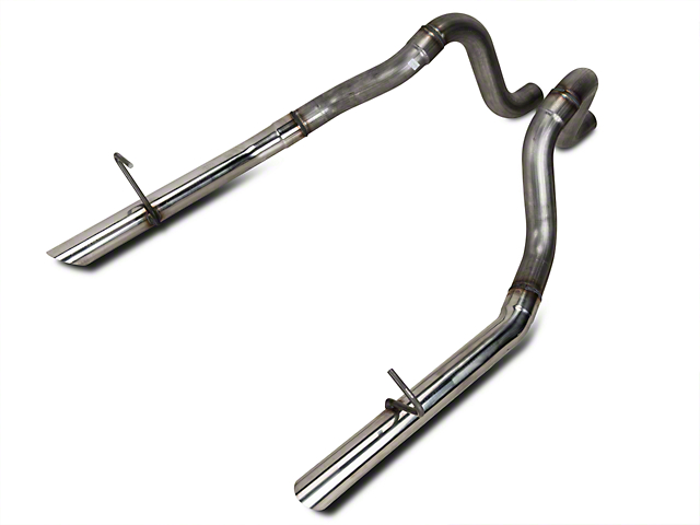Flowmaster Mustang 2.5 in. Stainless Tailpipes 815814 (87
