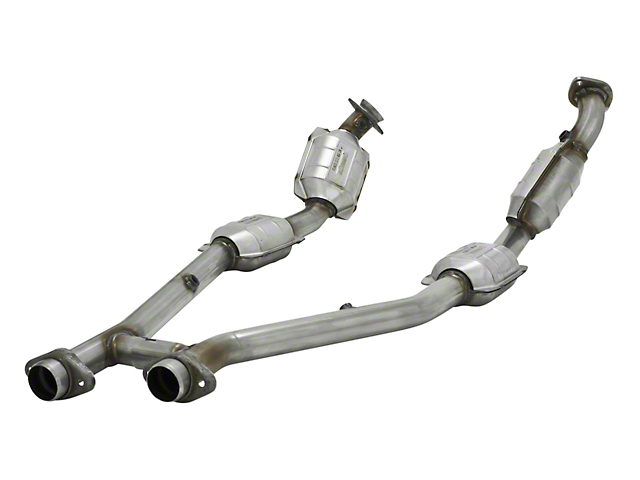 Flowmaster Catted H-Pipe (99-04 GT)