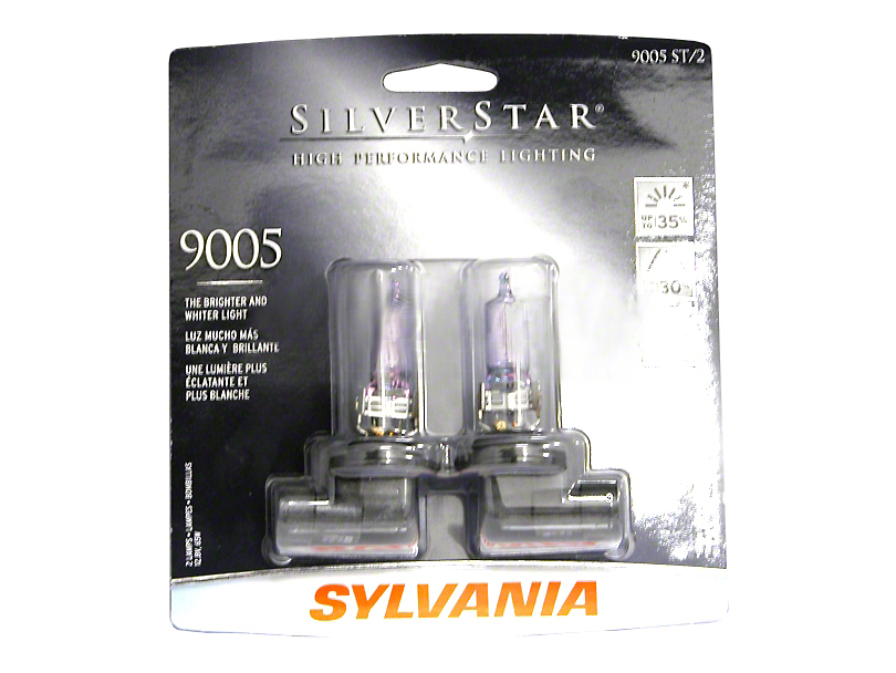 sylvania silverstar light bulbs - Sylvania Light Bulbs