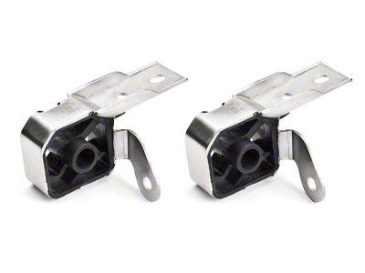 Add 2005+ Mustang 304 Stainless Steel Exhaust Hanger Kit (05-10 All)
