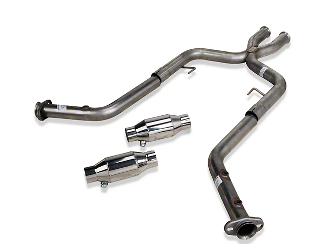 Pypes Catted X-Pipe (05-10 GT)