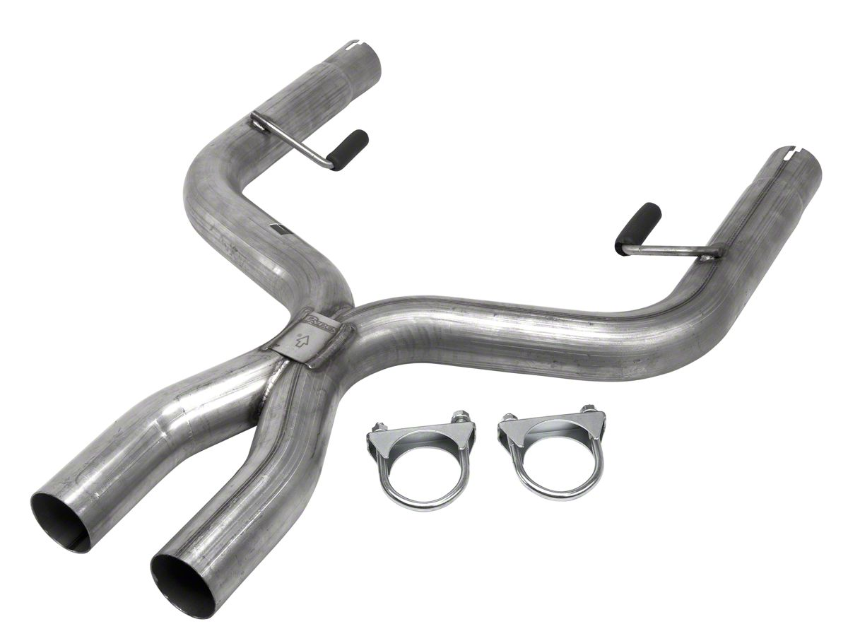 Pypes Cut and Clamp X-Pipe (05-10 V6)