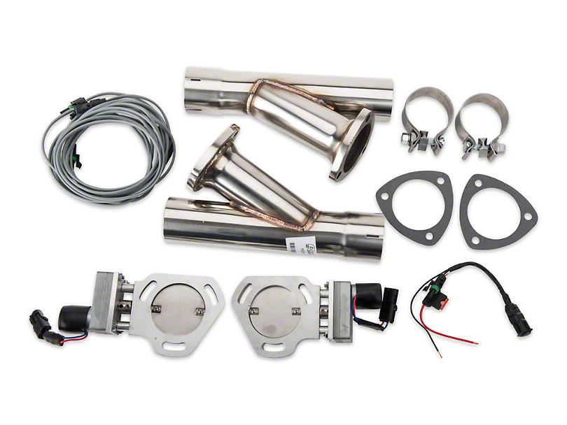 20044?$enlarged810x608$ pypes mustang electric exhaust cutout kit 2 5 in (79 14 all) Electric Exhaust Cutouts Kits at n-0.co