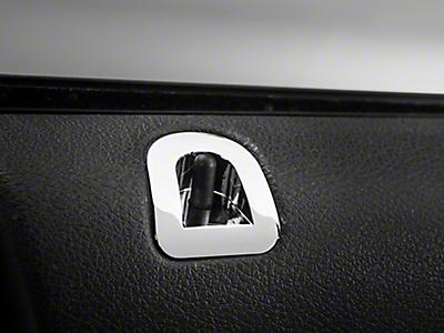 interior trim billet