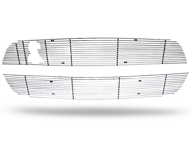 Modern Billet Polished Billet Grille (10-12 GT500)
