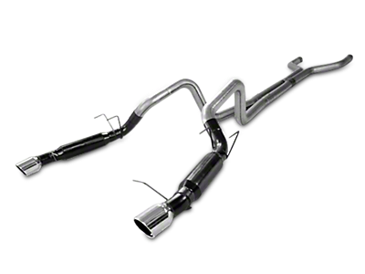 coyote engine conversion parts � cat-back exhaust