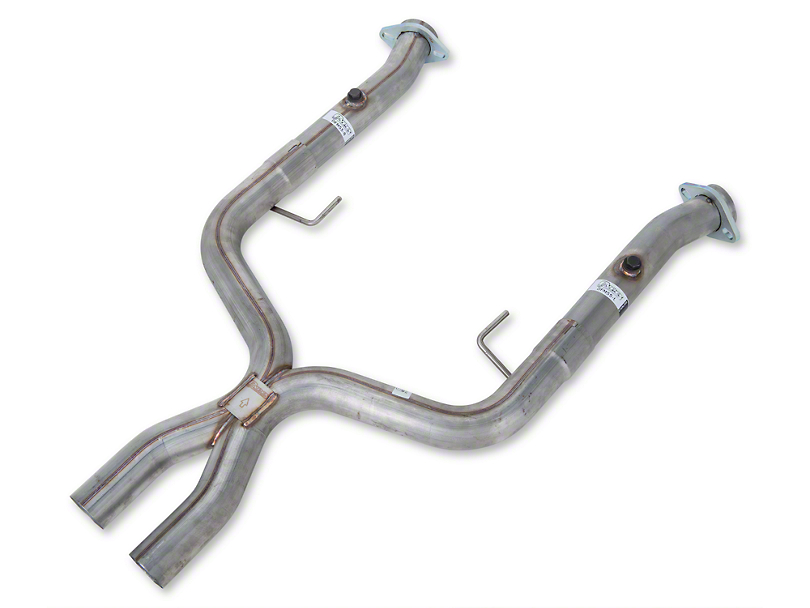 Pypes Off-Road X-pipe (05-10 GT w/ Long Tube Headers)