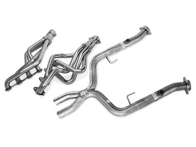 Pypes 1-5/8 in. Long Tube Headers w/ Shorty X-Pipe (05-10 GT)