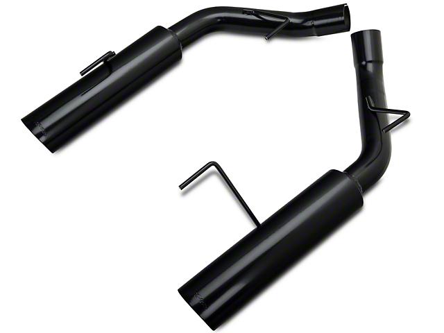 Pypes Black Pype-Bomb Axle-Back Exhaust (05-10 GT, GT500)