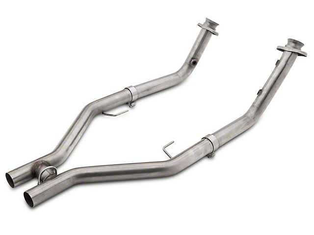 Pypes Off-Road H-Pipe (05-10 GT)