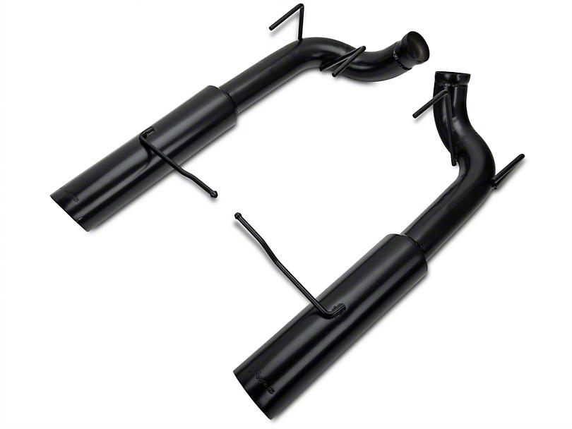 Pypes Black Pype-Bomb Axle-Back Exhaust (11-14 V6)