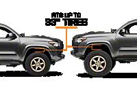 Toyota Tacoma Lift Kits Extremeterrain