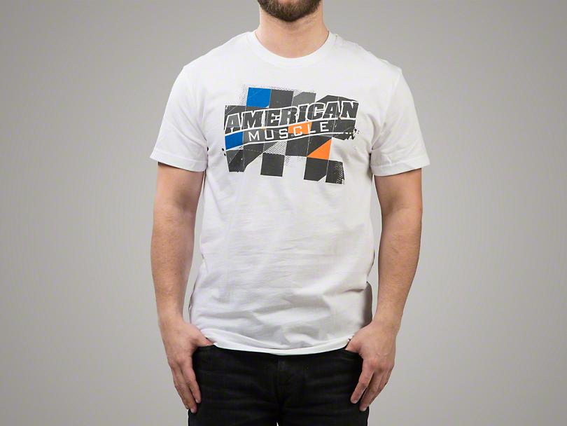 AmericanMuscle Mosaic T-Shirt