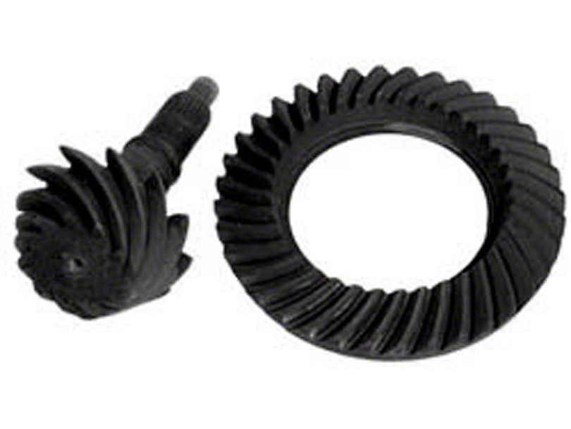 Motive Gear Performance Plus Ring and Pinion Gear Kit; 4.10 Gear Ratio (05-10 V6)