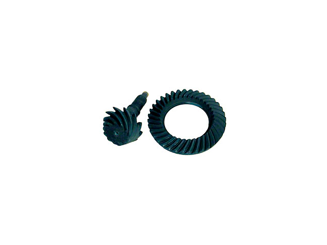 Motive Gear Performance Plus Ring and Pinion Gear Kit; 4.56 Gear Ratio (05-09 GT)