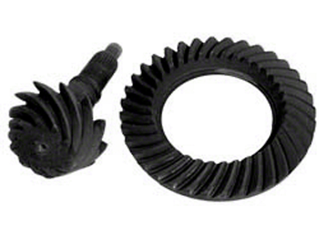 Motive Gear Performance Plus Ring and Pinion Gear Kit; 4.56 Gear Ratio (10-14 GT, GT500)
