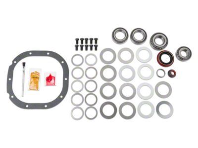 Motive Rear End Installation and Bearing Kit - 8.8 in. (11-14 V6; 86-14 V8