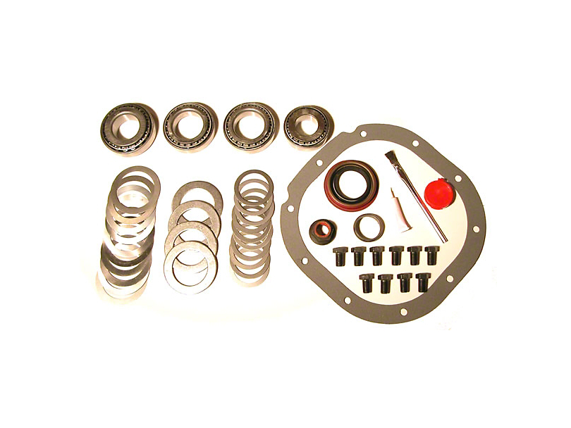 Rear End Installation and Bearing Kit - 7.5 in. (79-85 V8; 86-10 V6)