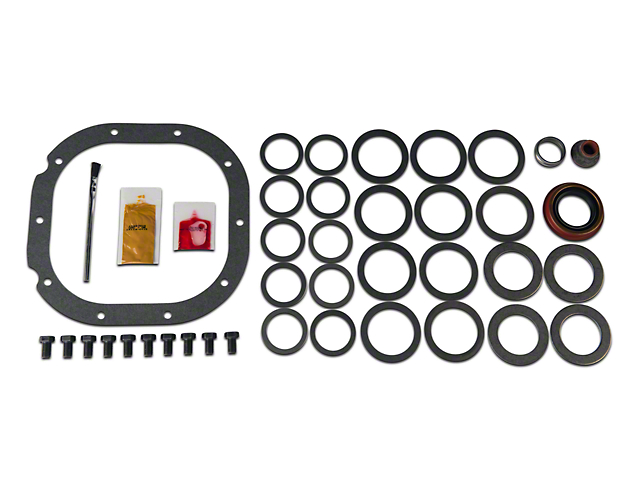 Rear End Installation Kit; 8.8-Inch (11-14 V6; 86-14 V8, Excluding 13-14 GT500)