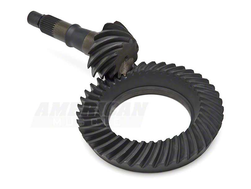 EXCEL from Richmond Ring and Pinion Gear Kit; 4.56 Gear Ratio (10-14 V8)
