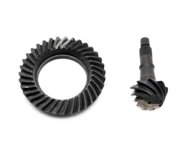 USA Standard Ring and Pinion Gear Kit; 3.55 Gear Ratio (11-14 V6)