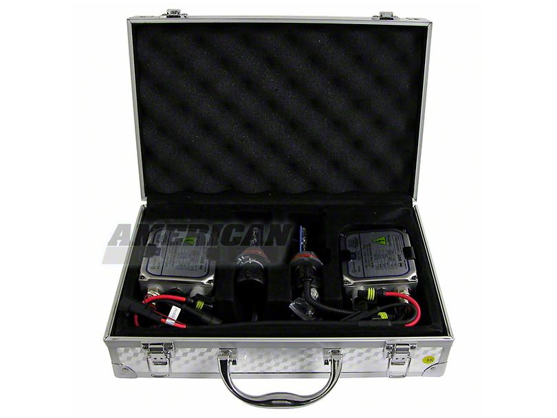 Axial HID Dual Beam Headlight Conversion Kit - 9007 Bulb (94-04 All)