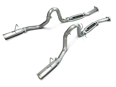 SLP Loudmouth II Cat-Back Exhaust (94-97 GT, Cobra)