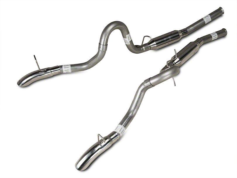SLP Loudmouth Cat-Back Exhaust (86-93 GT)