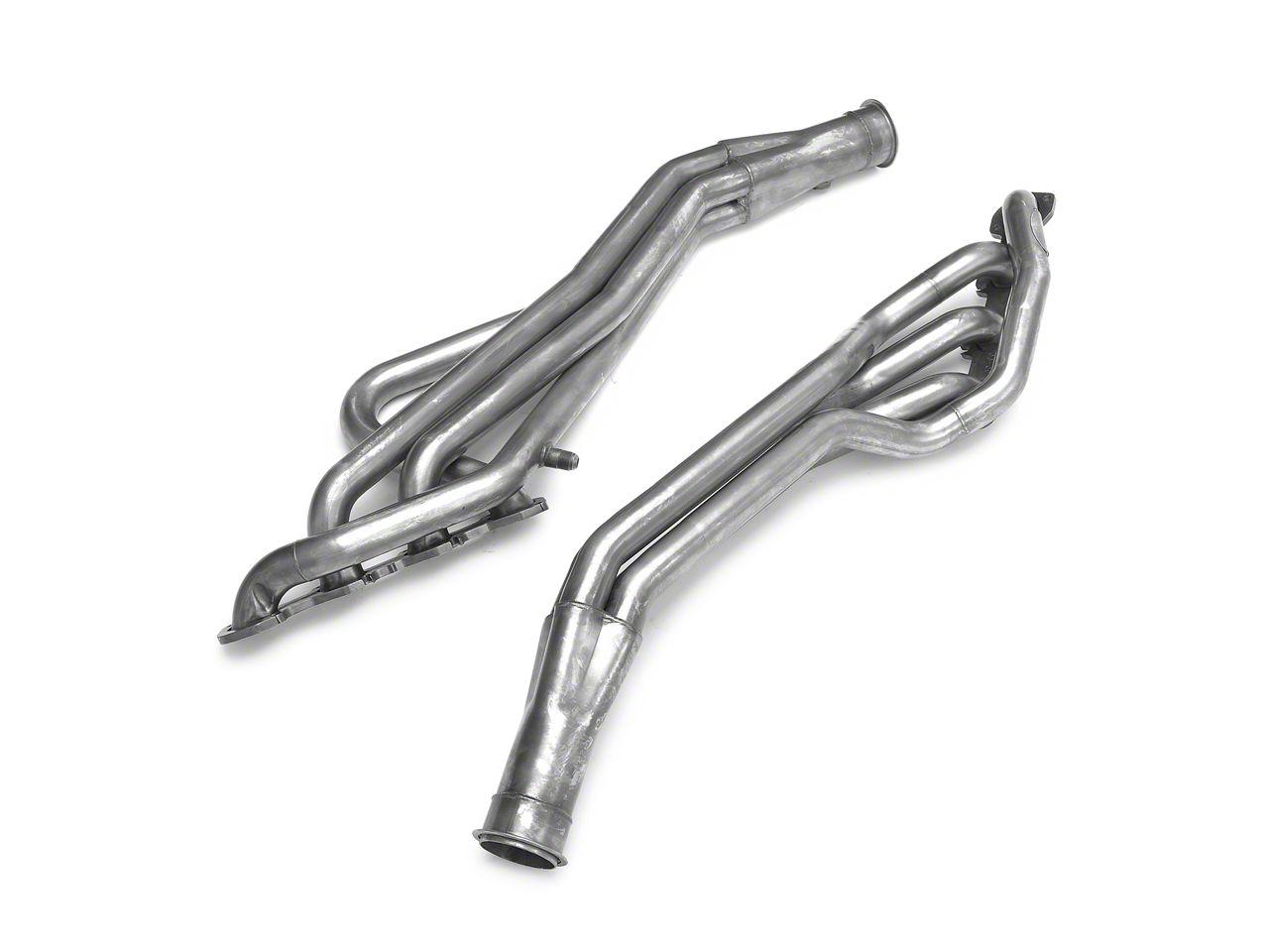 Add JBA 1-3/4 in. Natural Long Tube Headers (07-14 GT500)