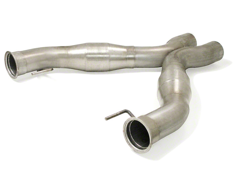 JBA Catted X-Pipe (07-09 GT500 w/ Long Tube Headers)