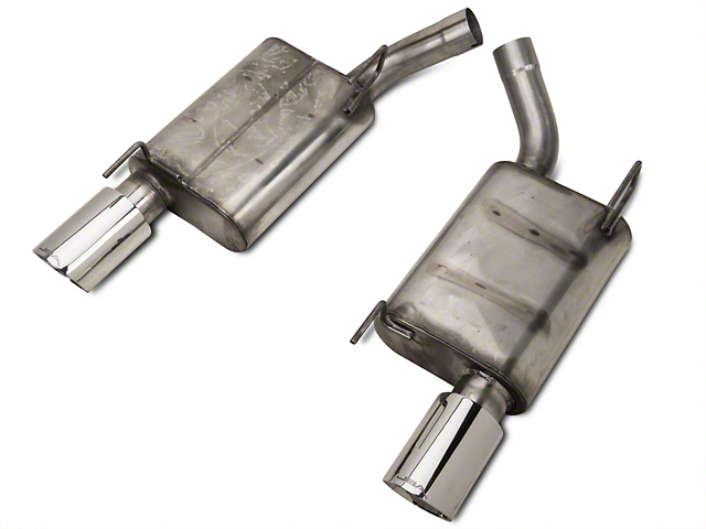 JBA Axle-Back Exhaust (05-09 GT, GT500)