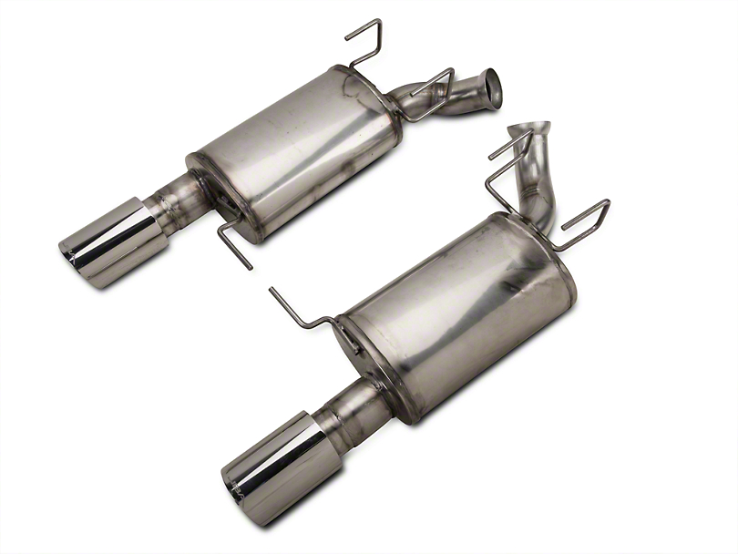 JBA 3 in. Axle-Back Exhaust (11-14 GT)