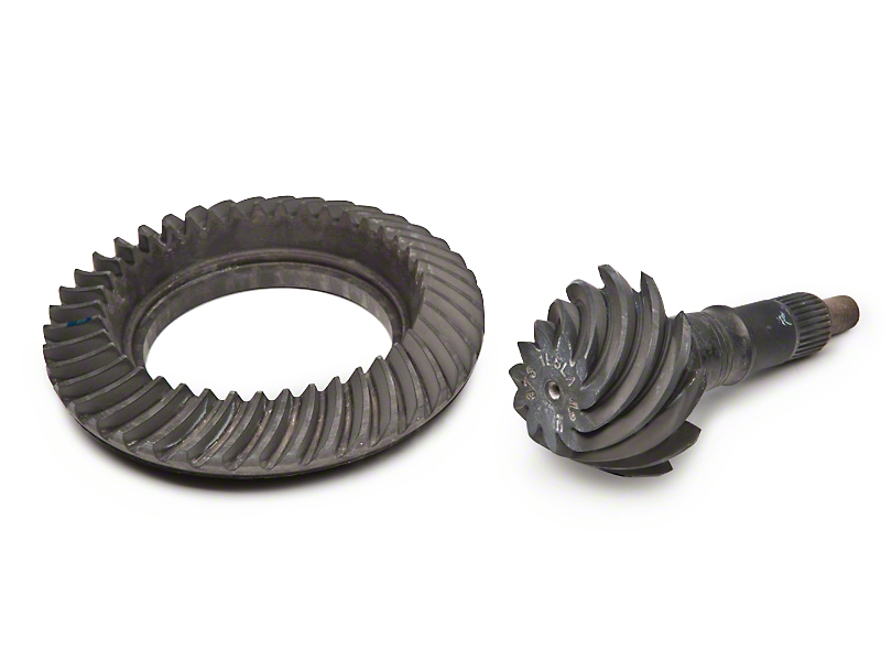 Ford Performance Ring and Pinion Gear Kit; 4.10 Gear Ratio (11-14 V6)