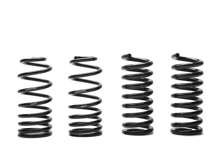 Ford Racing Mustang C-Springs Installation Guide (1979
