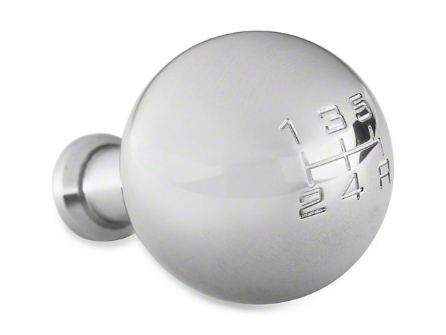 Modern Billet Mach 1 Style Shift Knob (79-04 All, Excluding 03-04 Cobra)
