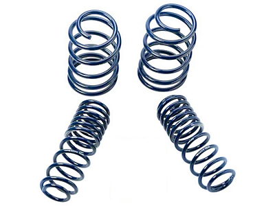 Ford Performance Lowering K-Springs (05-14 GT Coupe)