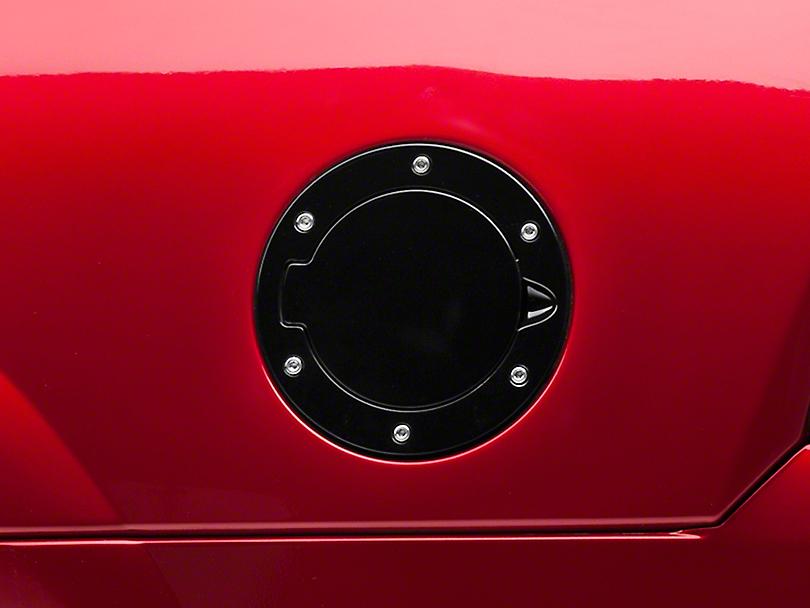 SpeedForm Bullitt Style Black Fuel Door (94-04 All)