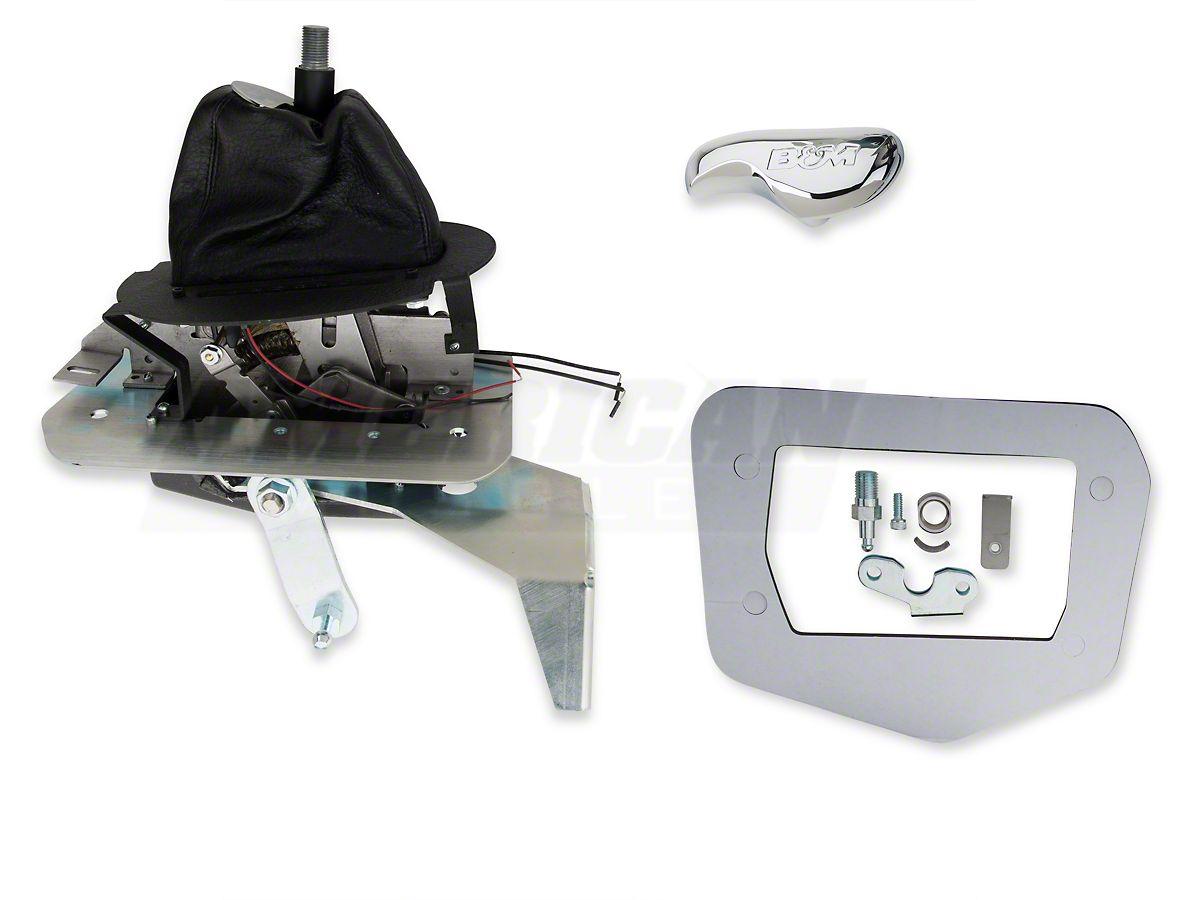 B&M Hammer Console Automatic Transmission Ratchet Shifter (94-04 GT, V6)