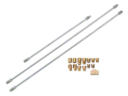 Hurst Mustang Line Lock Roll Control Kit 1745000 (79-04 All)